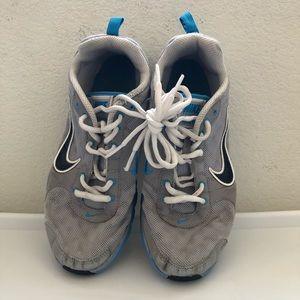Nike Shoes - Blue Nike Training Shoes